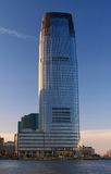 building high office rise Στοκ εικόνα με δικαίωμα ελεύθερης χρήσης