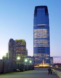 building high office rise Στοκ Εικόνες