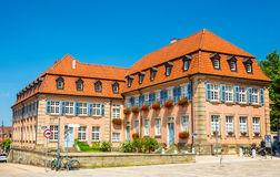 Building in the historic centre of Speyer - Germany Royalty Free Stock Photo