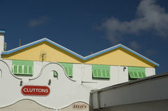 Building in Holetown Barbados Royalty Free Stock Photography