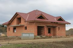 Building home 7 Stock Images