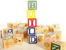 Building home Stock Images
