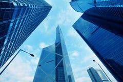 Building in hongkong Royalty Free Stock Image