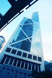 Building in hongkong Royalty Free Stock Photo