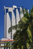 Building in Honolulu Royalty Free Stock Photography