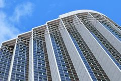 Building in Honolulu. Royalty Free Stock Photography