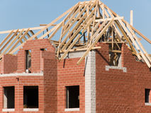 Building House Stock Images