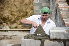building house new Στοκ φωτογραφία με δικαίωμα ελεύθερης χρήσης