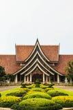 Building a house in Thailand. Stock Photos