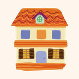 Building house theme elements,eps Stock Image