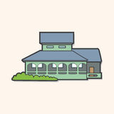 Building house theme elements,eps Stock Photography