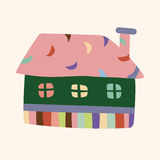 Building house theme elements,eps. Vector illustration file Royalty Free Stock Photo
