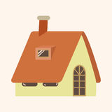 Building house theme elements,eps. Vector illustration file Stock Photo