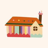 Building house theme elements,eps. Vector illustration file Royalty Free Stock Images