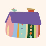 Building house theme elements,eps Stock Images