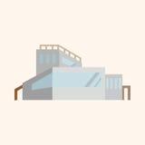 Building house theme elements,eps Stock Image