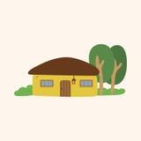 Building house theme elements,eps Royalty Free Stock Photo