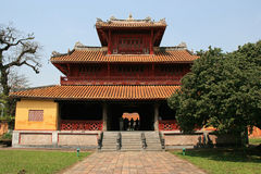 Building - Imperial City - Hue - Vietnam Royalty Free Stock Image
