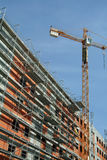 Building In Construction Royalty Free Stock Image