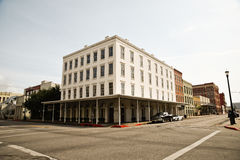 Building In Galveston Texas. Stock Images