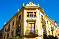 Free Building In Seville Royalty Free Stock Photo - 35760125