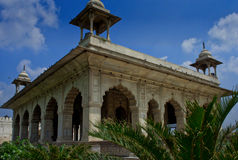 Building in India Royalty Free Stock Photography