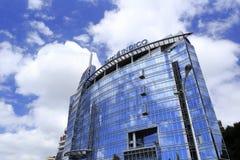 Building of the indigo hotel Stock Photos