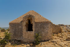 The building inside Fortezza Castle. Stock Image