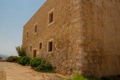 The building inside Fortezza Castle. Stock Photo