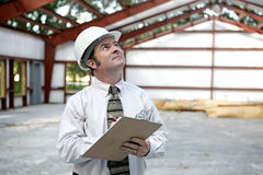 Building Inspector stock images