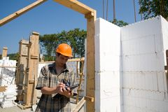 Building inspector Stock Photos