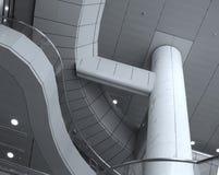 building interior Στοκ φωτογραφίες με δικαίωμα ελεύθερης χρήσης