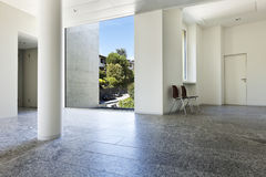 Building interior, hall Royalty Free Stock Image