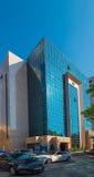 Building of International Bank of Azerbaijan Stock Photos