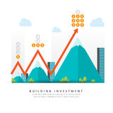 Building Investment Stock Photo