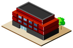 Building Isometric Stock Images