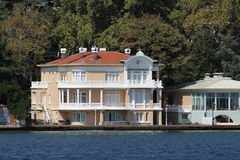 Building in Istanbul City, Turkey Royalty Free Stock Photo