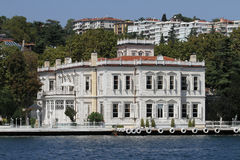 Building in Istanbul City, Turkey Royalty Free Stock Image