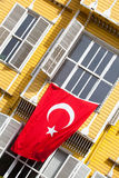 Building of Istanbul, Turkey Royalty Free Stock Photos