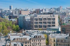 Building of ITAR-TASS Royalty Free Stock Image