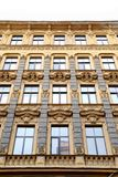 Building in jugendstyle (Art Nouveau) Royalty Free Stock Photos