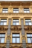 Building in jugendstyle (Art Nouveau) Stock Photos