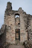 Building at Kildrummy Castle Royalty Free Stock Image