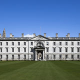 Building of King's College Stock Image