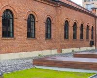 Building in Krakow Stock Photo