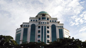 Building in Kuching Sarawak Royalty Free Stock Photo