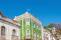 Building in Lagos, Portugal Royalty Free Stock Image