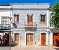 Building in Lagos, Portugal Royalty Free Stock Photo