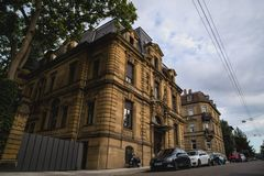 Building, Landmark, House, Neighbourhood royalty free stock photos