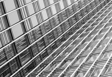 Building Lines Stock Image